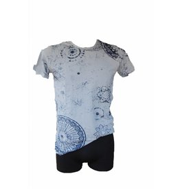 Shirt Heren Grey
