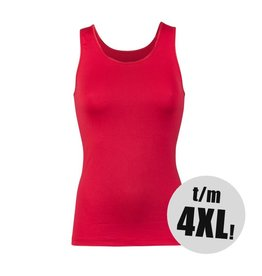 RJ Bodywear Pure hemd rood
