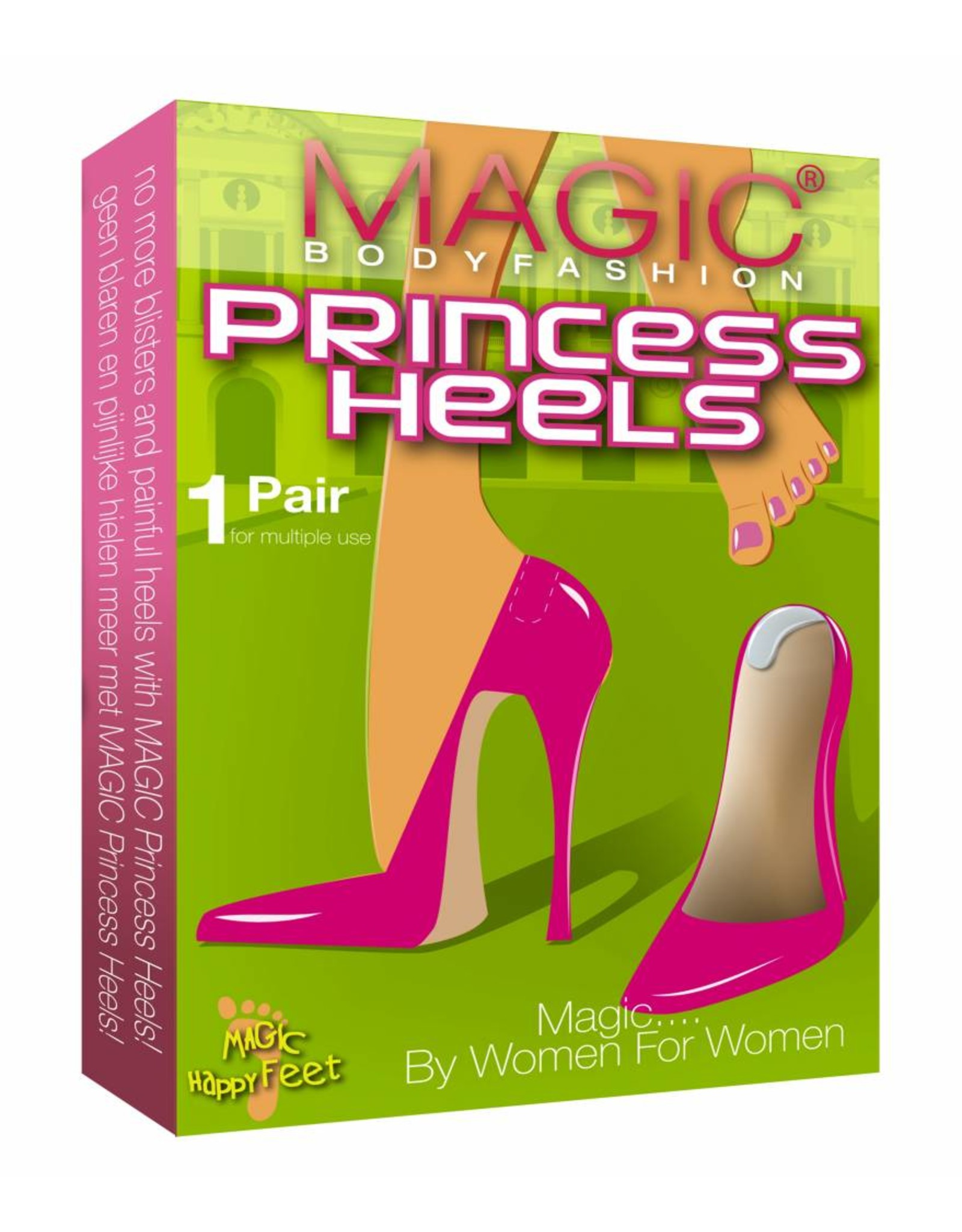 Magic Bodyfashion Magic Bodyfashion Princess Heels Dames