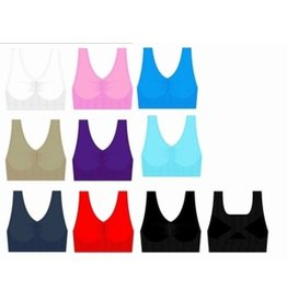 Sweet Angel 4-Pack MIX kleuren comfort Bra