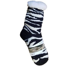 Bodyline Favourite Homesocks Zebra