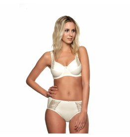 Elbrina Embroidery Brief Champagne