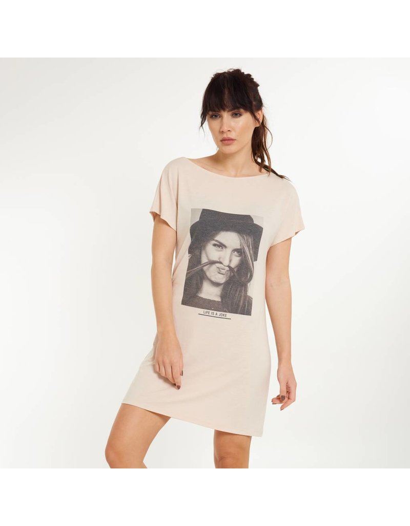 LingaDore SUN bigshirt met print