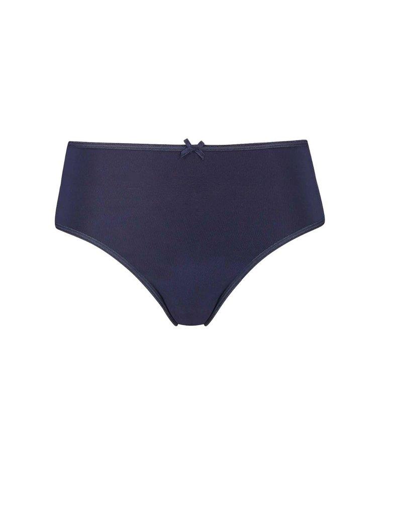 RJ Bodywear Pure string extra hoog Navy Blue