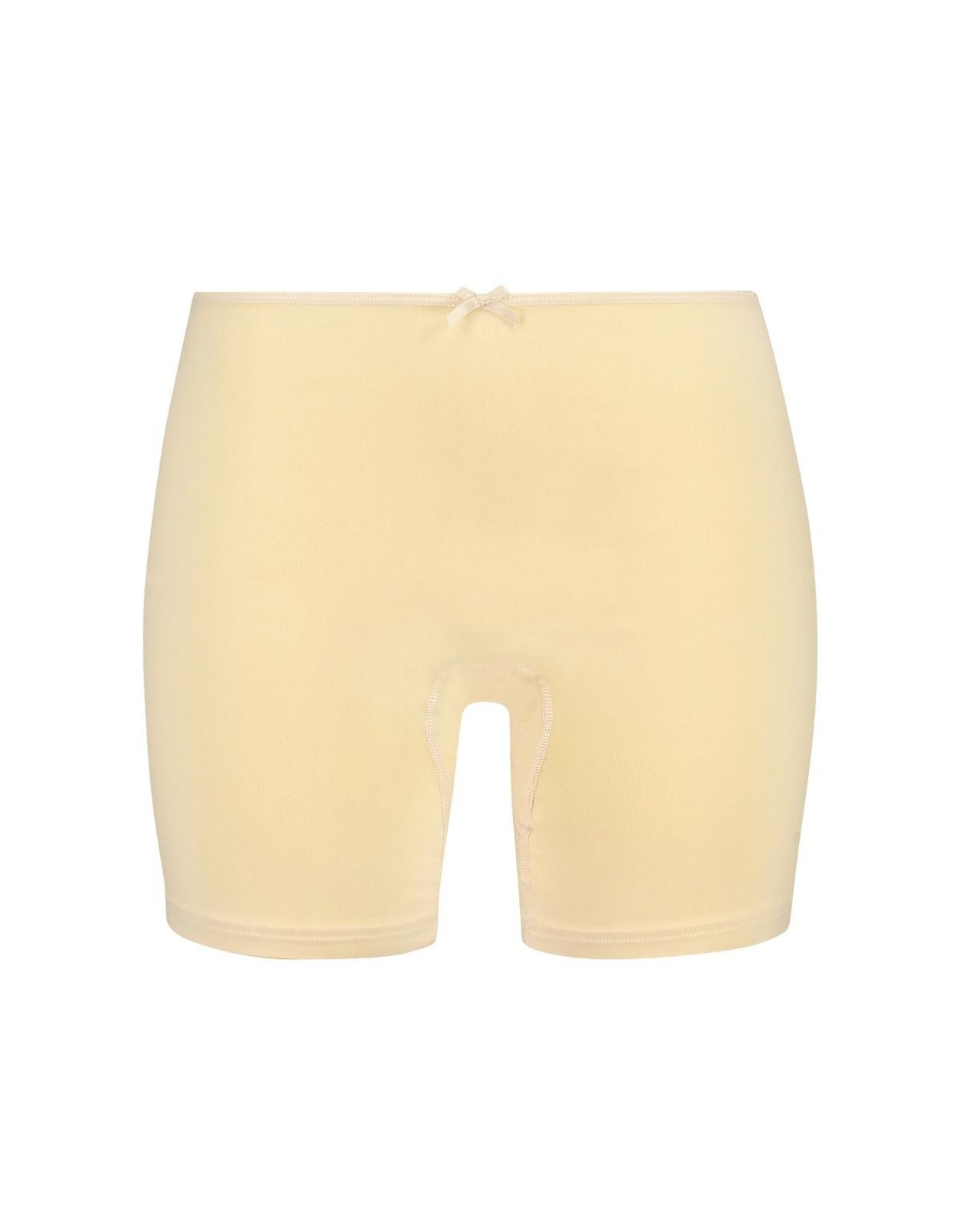 RJ Bodywear Long Brief Pure Color huidskleur