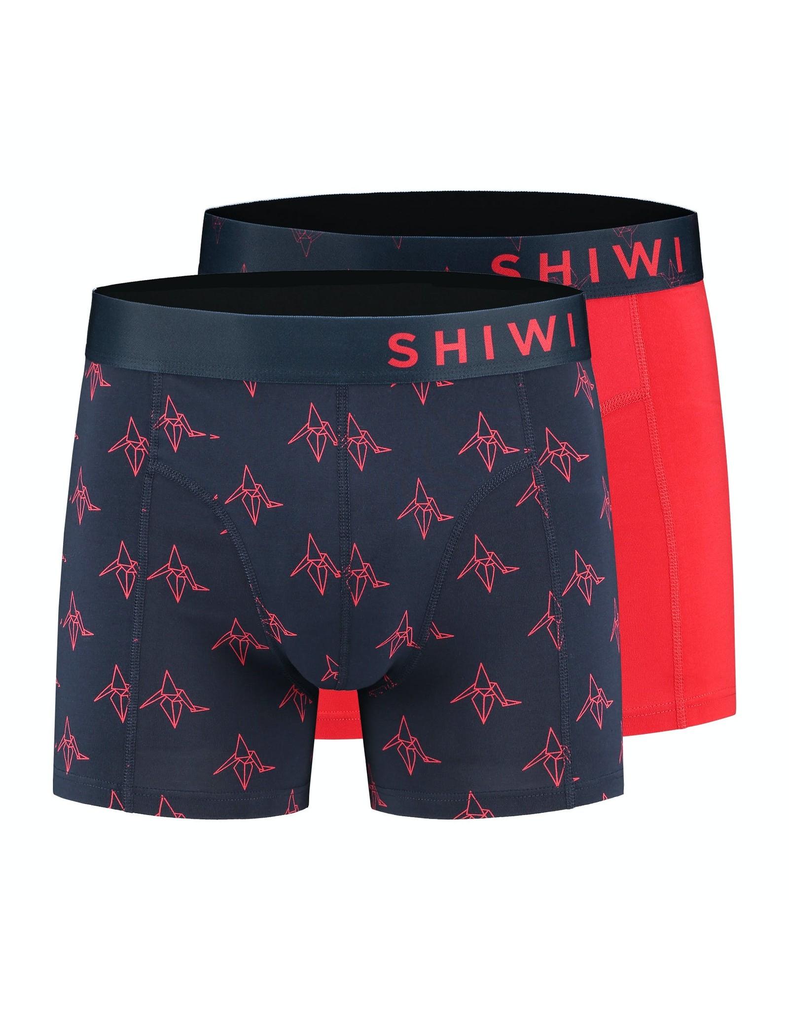 Shiwi Heren Boxershort origami
