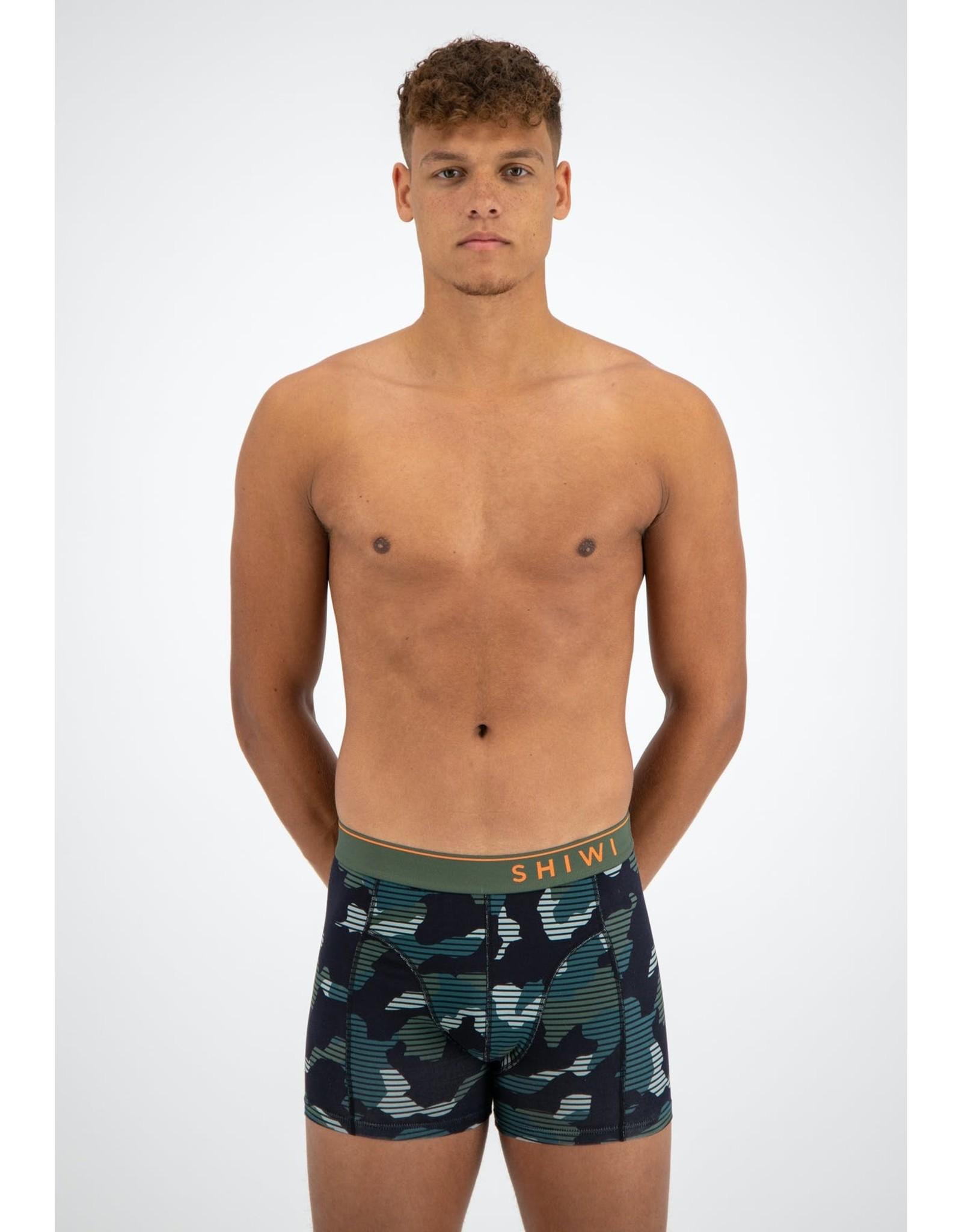 Shiwi Heren Boxershort Camouflage