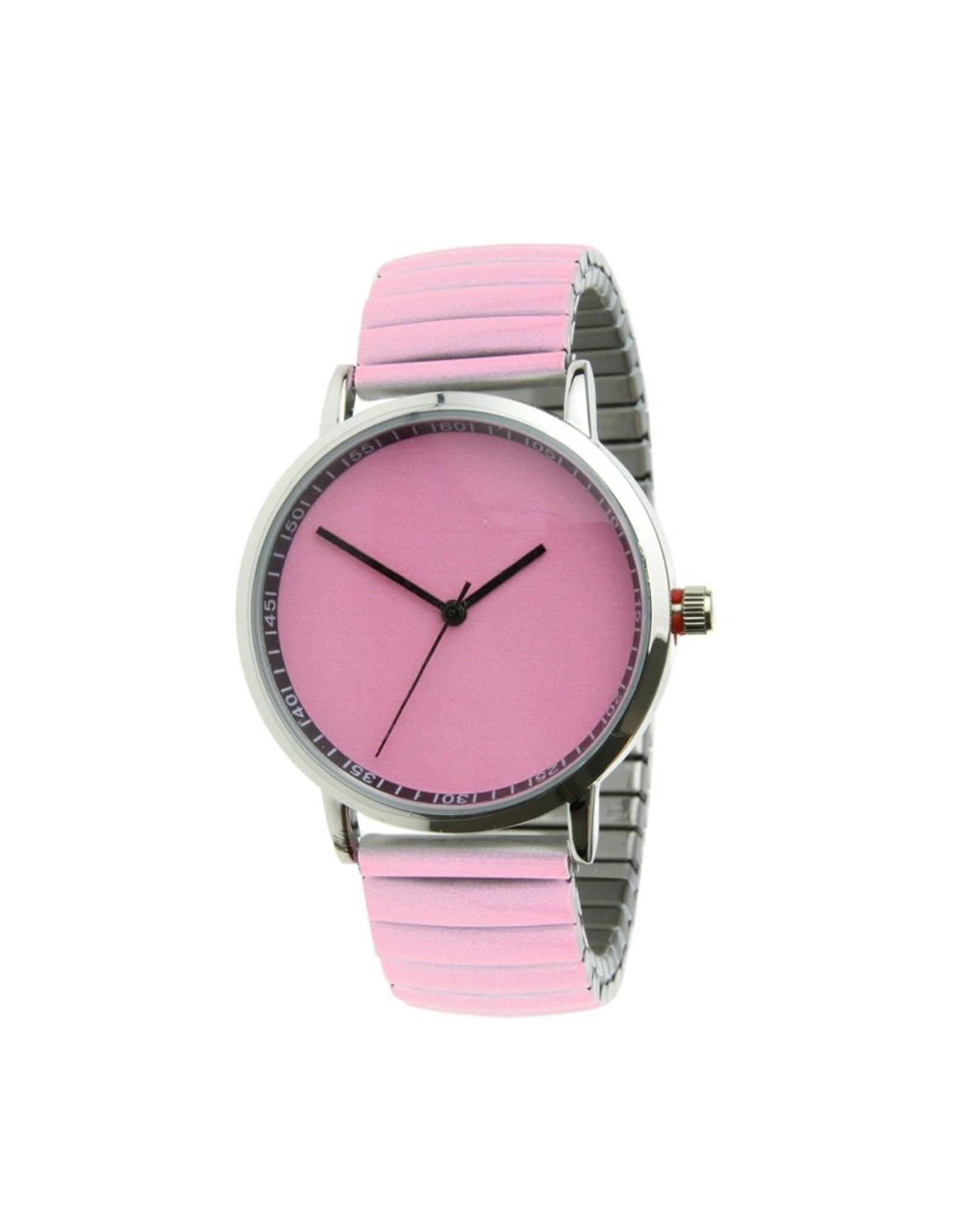 Ernest Fancy Plain Pink