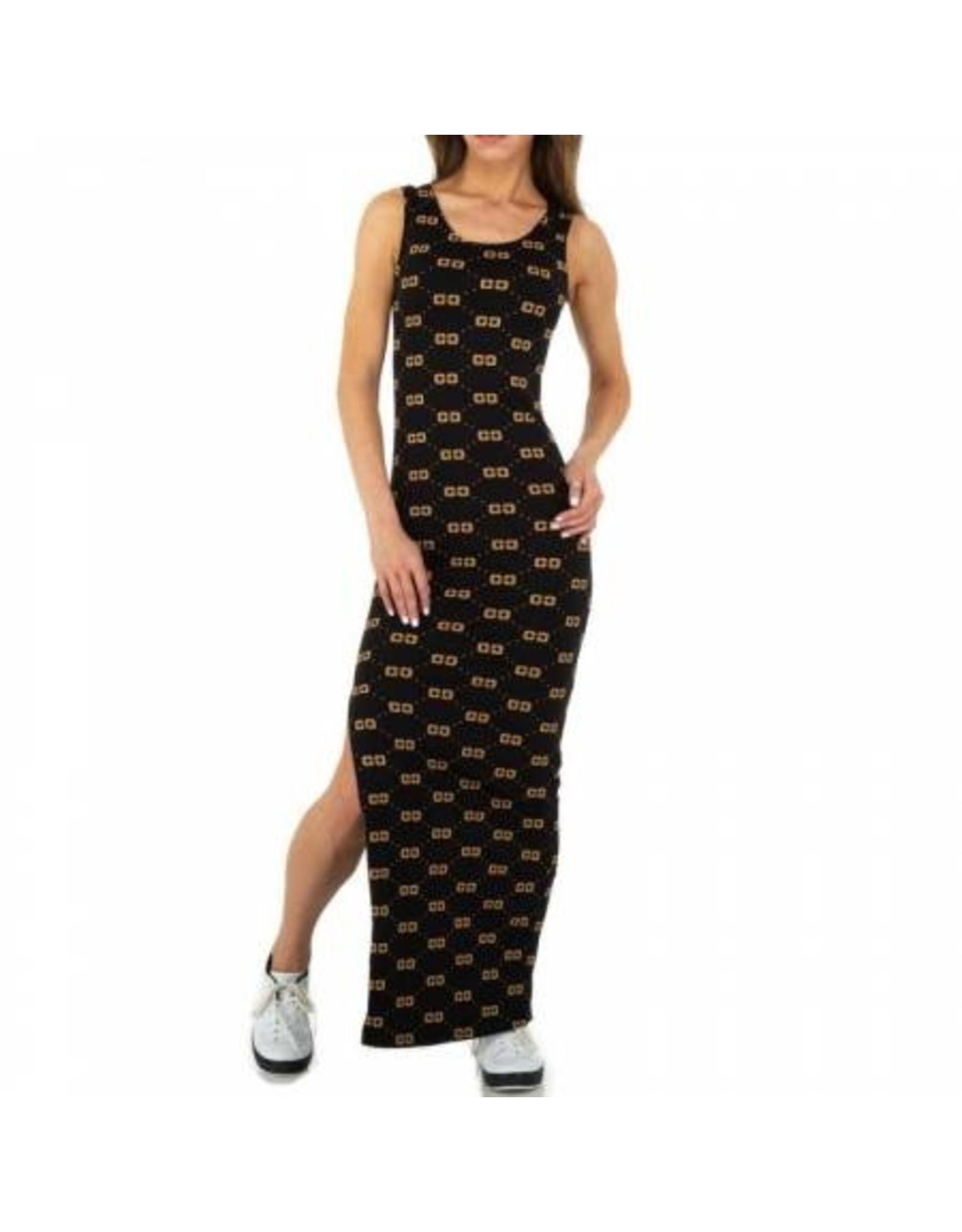 SHK Mode Maxi dress Meike Zwart