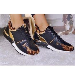 Sneaker Bella Black