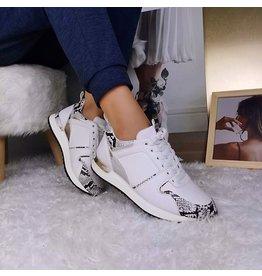 Sneaker Bella White