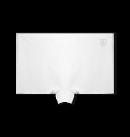 Gaubert inviselble hi- short White