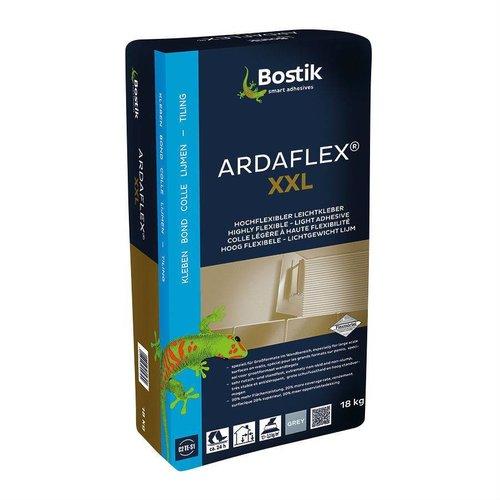 Bostik Ardaflex XXL flexibele, lichtgewicht lijm voor xxl-tegels