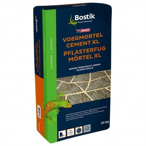 Bostik Hoveniers Voegmortel Cement - 25KG