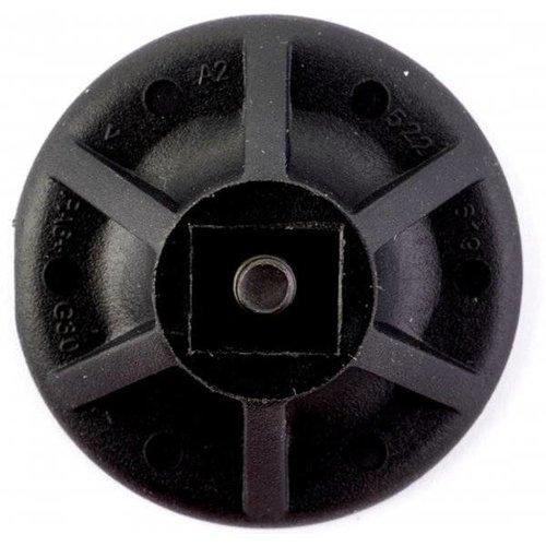 Milwaukee Zuiger voor koker 310ml patroonhouder geschikt voor de C18 PCG, C12 PCG