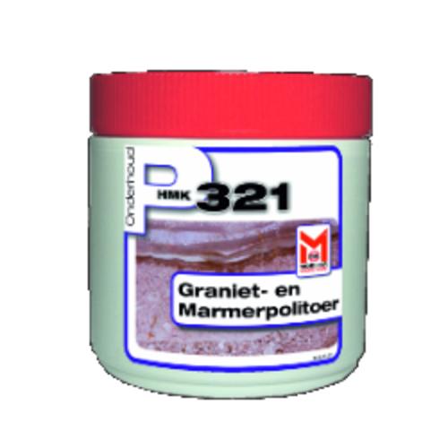 Moeller Stone Care P321 Graniet- en marmer politoer pasta