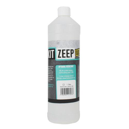 Kitzeep Afwerkzeep gold 1 Liter fles