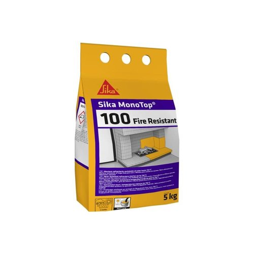 Sika Sika MonoTop-100 Fire Resistant