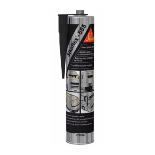 Sika Sikaflex 555 300 ml zwart