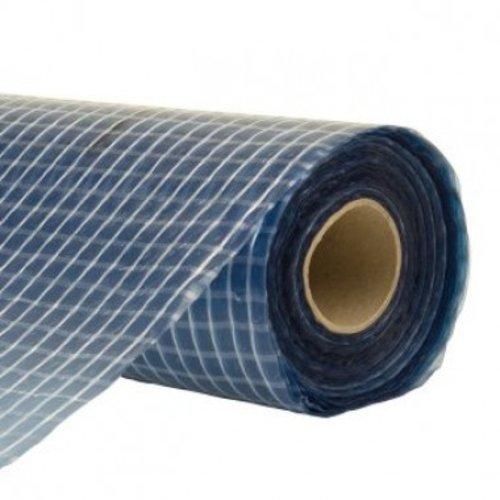 Van Dijken Pro Gewapende PE-bouwfolie 120g/m2 dampremmend