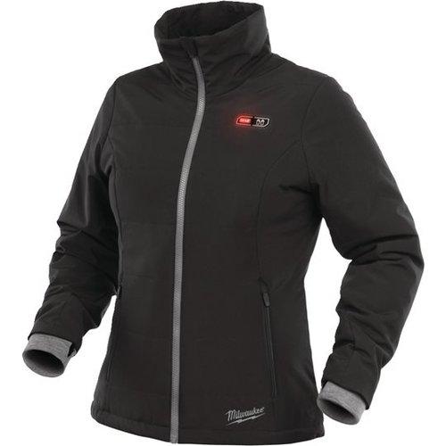Milwaukee M12 verwarmde jas dames - zwart