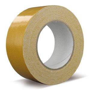 Dubbelzijdige tape | Linnen | 730-GDA 50mm x 25m