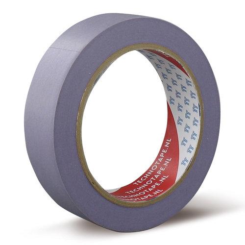 Maskingtape | Washi | LowTack | Paars 25 mm