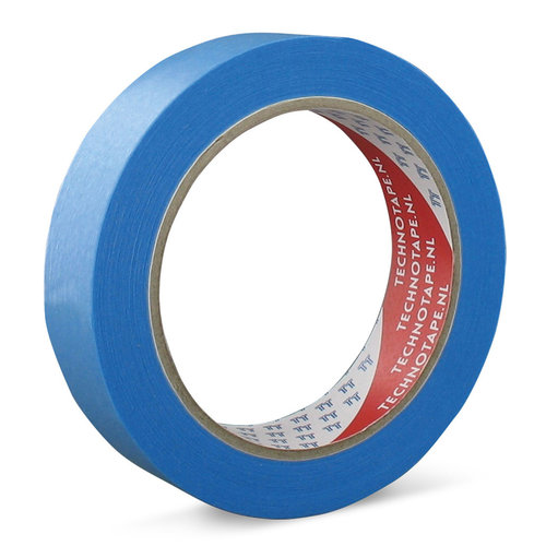 Maskingtape | Washi | Outdoor | Blauw 25 mm