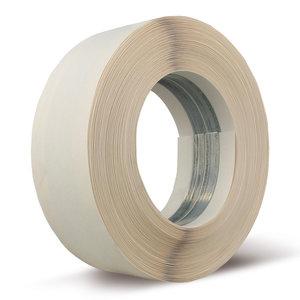 Metal-Cornerband | Staal | 280µ 50mm x 30m