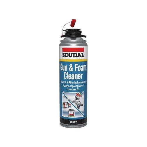 Soudal Soudal Gun & Foamcleaner - 500ml Spray