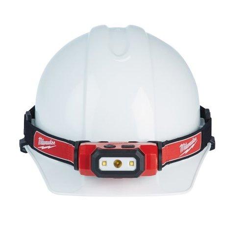 Milwaukee Oplaadbare USB-helm voor koptelefoon