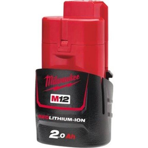Milwaukee MILWAUKEE M12 B2 ACCU 2.0AH