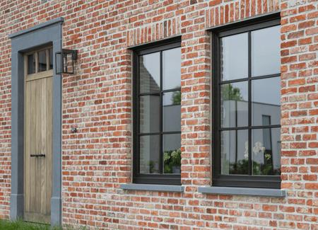 Kozijn en raam fabricage