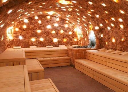Sauna en spa
