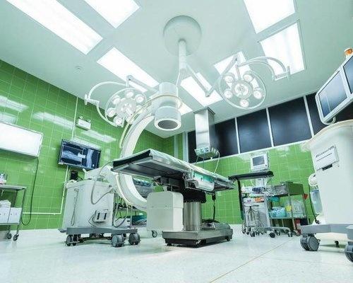 Afdichtingskitten speciaal voor operatiekamers