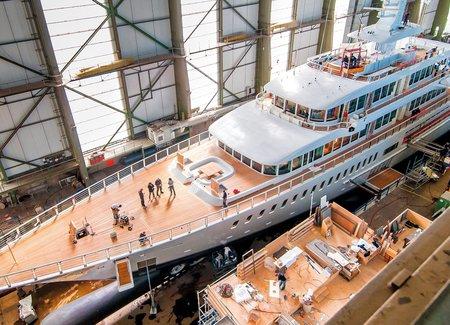 Marine en jacht- / scheepsbouw