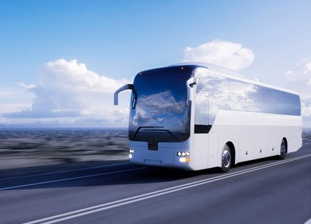 Touringcars en bussen