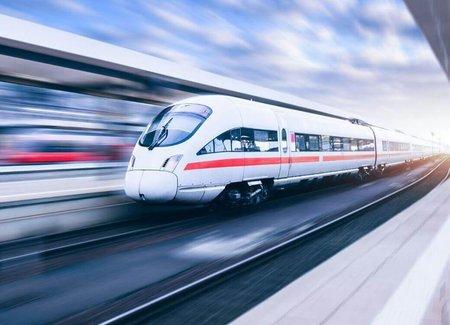 Treinen, trams en metro's