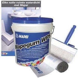 Mapei Mapegum WPS Set  waterdicht