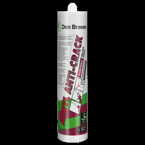 Braven Zwaluw Acryl Anti-Crack 310 ml Wit