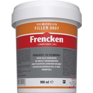 Frencken filler 0807 wit  (900ML)