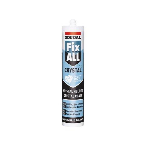 Soudal Soudal Fix ALL Crystal 290ml
