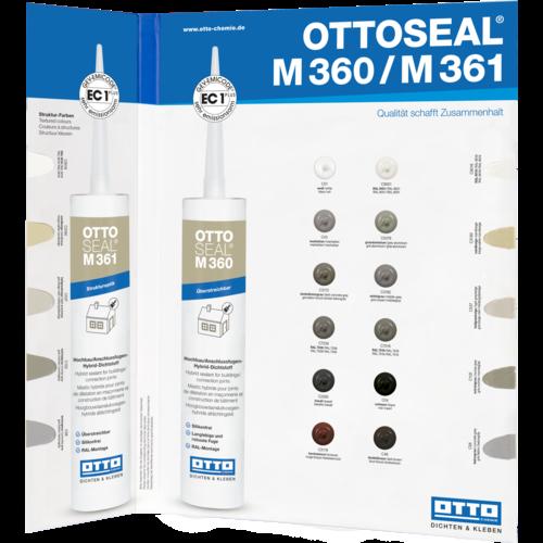 Otto Chemie OTTOSEAL M361 310 ml koker