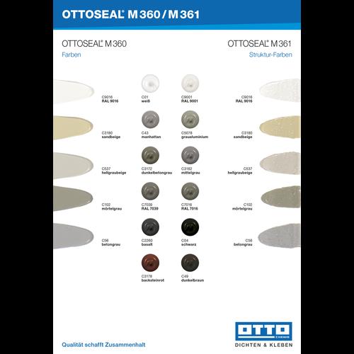 Otto Chemie OTTOSEAL M360 310 ml koker