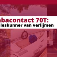 Sabacontact 70T: de alleskunner van verlijmen