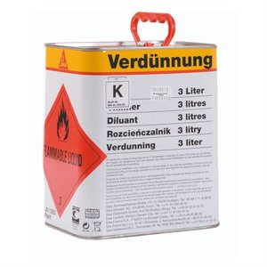 Sika Permacor Thinner P