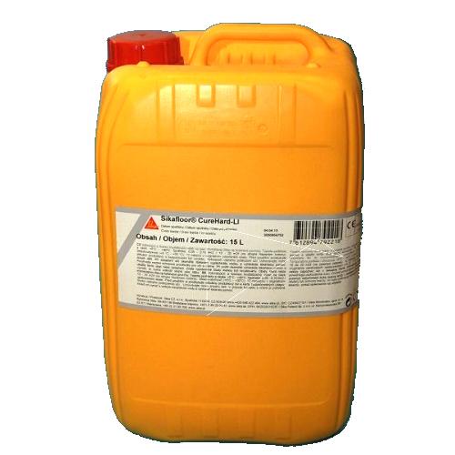 Sika Sikafloor CureHard LI can 15 liter