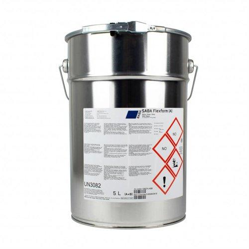 SABA Flexform 1,5 / 5 liter blik