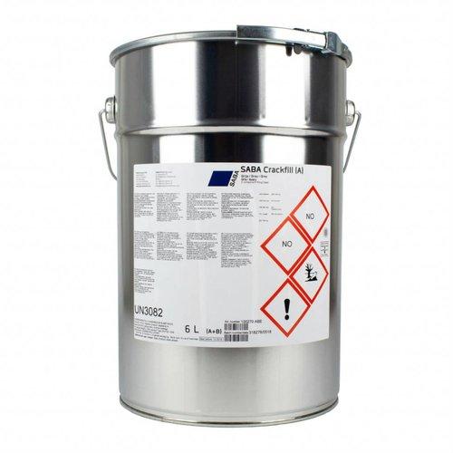 SABA SABA Crackfill blik 2 of 6 liter