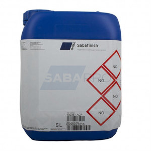 SABA Sabafinish 5 liter jerrycan